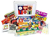 Retro Candy Gift Basket Box Care Package Variety Assortment Jr.