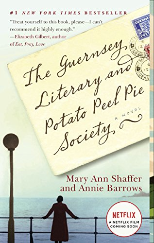 The Guernsey Literary and Potato Peel Pie (Potato Pie)