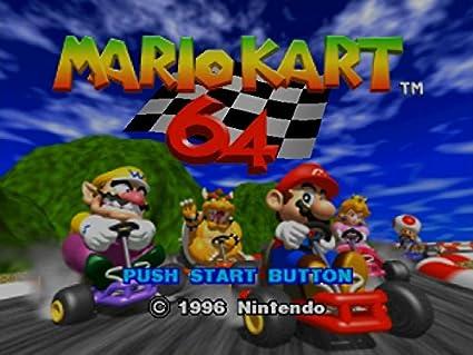 Amazon Com Mario Kart 64 Wii U Digital Code Video Games
