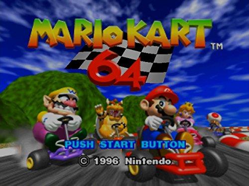 - Mario Kart 64 - Wii U Digital Code