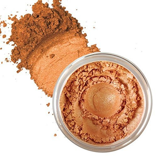 (Bella Terra - Mineral Bronzer - Tanning Contour Powder for Face & Body - Long Wearing (Sunset Kiss))
