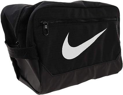 Nike Herren NK BRSLA Shoe 9.0 Gym Bag, BlackWhite, 50 cm