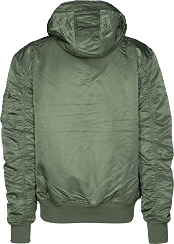 Oliva Hooded Fur Ma W Industries 1 o Alpha Jacke 7HRAqv8Wqw