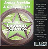 Aretha Frankin & Gladys Knight Karaoke CD+G Legends #13 15 Song Disc