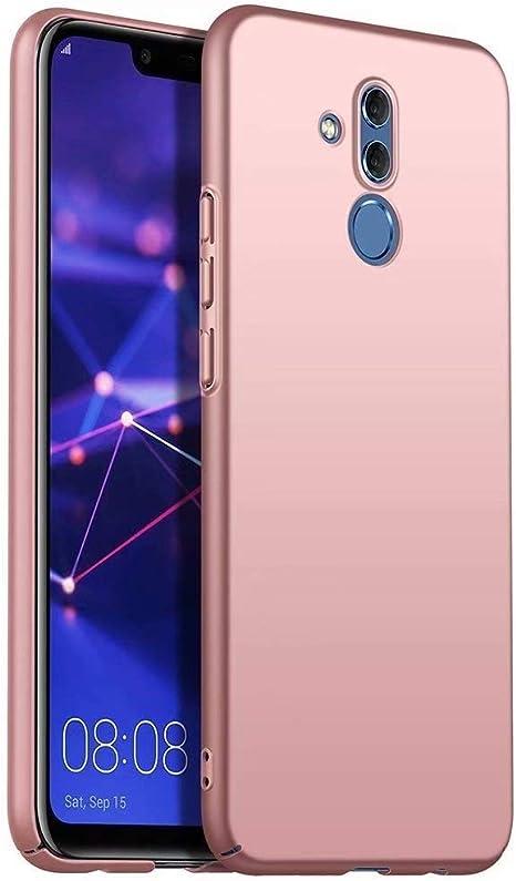 MUTOUREN Compatible con Huawei Mate 20 Lite Funda Ultraligero Duro ...