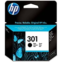HP CH561EE 301 Original Ink Cartridge Black, Pack of 1