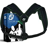 Back Posture Corrector for Men and Women, Comfortable and Adjustable Posture Brace for Slouching and Hunching, Discreet Design, Clavicle Support for Medical Problems and Pain Relief