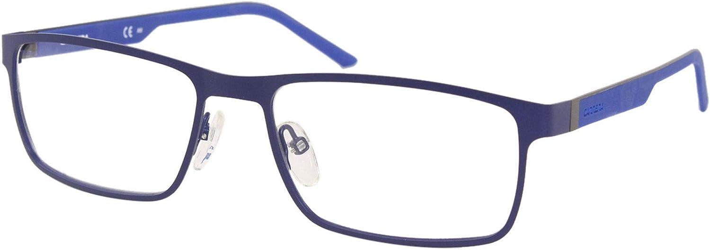 Matte Blue Frame Carrera 8815 Eyeglass Frames CA8815-0PMW-5517 Distance Lens Diameter 55mm