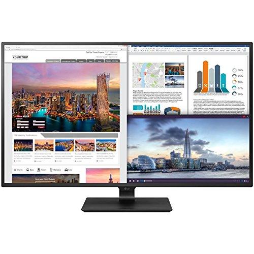 Lg Electronics 42 5 Screen Led Lit Monitor 43ud79 B
