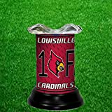 LOUISVILLE CARDINALS NCAA TART WARMER - FRAGRANCE LAMP - BY TAGZ SPORTS