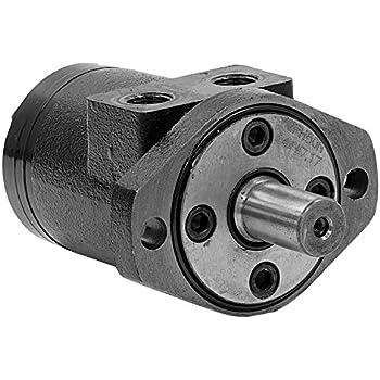 Hydraulic Motor Prime-Track 11.212.147  11.212.159 Slot Shaft Motor .8kW