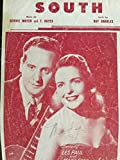 img - for South (Les Paul and Mary Ford on Cover) book / textbook / text book