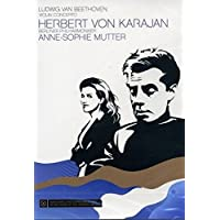 Herbert von Karajan : Ludwig van Beethoven Violin Concerto [Reino Unido]