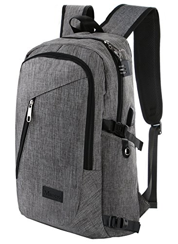 Mancro Business Resistant Polyester Backpack product image