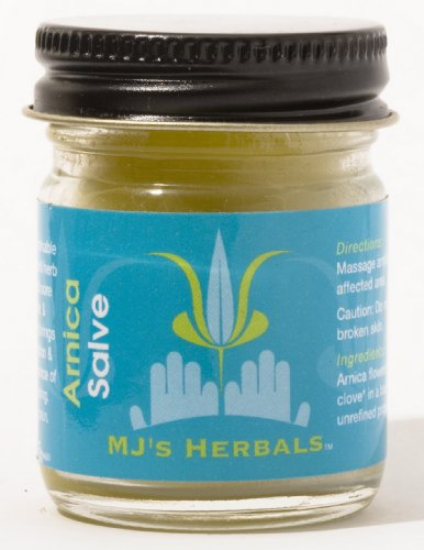 MJ's Herbals Arnica Salve-One Ounce Concentrate