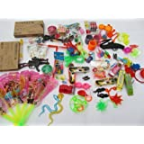 12 x unique boys girls mixed gift loot bag party fillers pass the parcel pinata toys posted