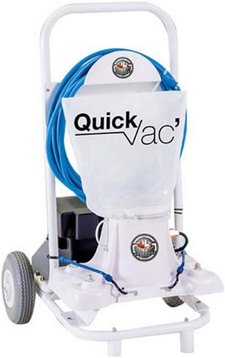 Hexagone - Robot Aspirador de Piscina Quick Vac XL: Amazon.es: Jardín
