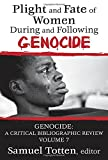 img - for Plight and Fate of Women During and Following Genocide (Genocide Studies) book / textbook / text book