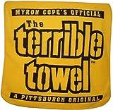 "The Terrible Towel Fleece Throw Blanket 50"" x 60"""