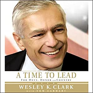 A Time to Lead Audiobook
