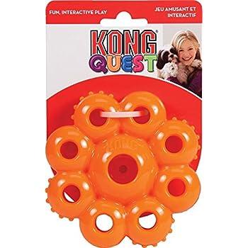 Pet Supplies Pet Squeak Toys Kong Quest Star Pods