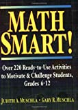 Math Smart!, Judith Muschla and Gary Robert Muschla, 0787966428