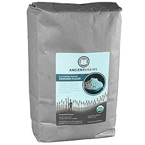 Amazon.com : 5 lbs. Organic Einkorn All-Purpose Flour