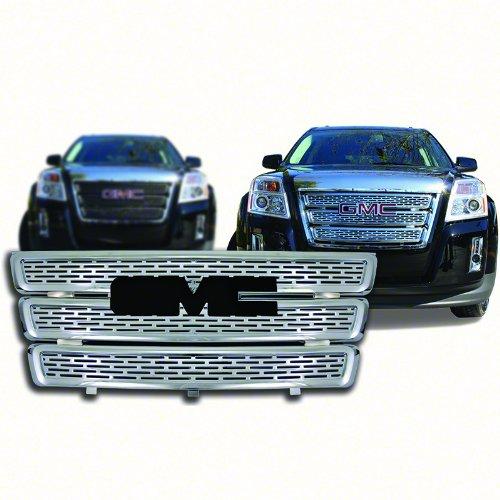 2010-2012 GMC Terrain Chrome Grille Overlay