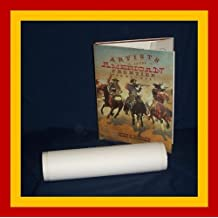 """10 Yard Roll of 14"""" Brodart ARCHIVAL Book Covers - Center-Loading, Clear Mylar, Adjustable by Brodart"""