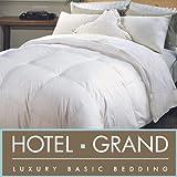 Hotel Grand Naples 700 Thread Count Down Alternative Comforter ** FULL & QUEEN **