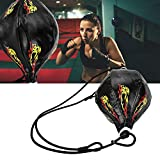 Camidy Boxing Training Leather Speed Ball Double