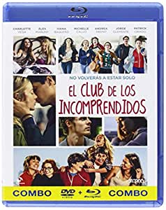 El Club De Los Incomprendidos (DVD + BD) [Blu-ray]