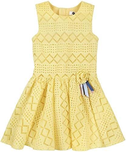 Petit Lem Little Santorini Crush Girl Dress Knit