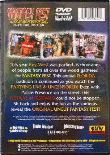 Fantasy fest dvd
