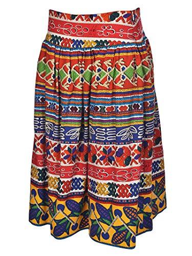 JG05500S30860073 Multicolore Coton STELLA Jupe Femme JEAN 6T0qnqWE4