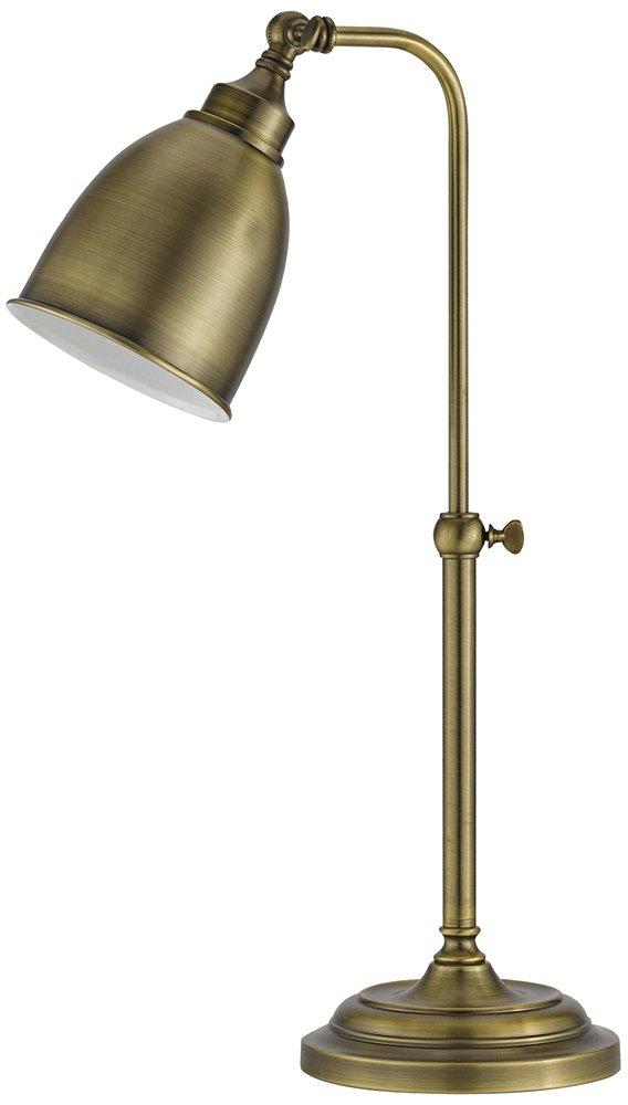 Pharmacy 60W Table Lamp w Adjustable Pole & Swivel Head - Table Lamps -  Amazon.com - Pharmacy 60W Table Lamp W Adjustable Pole & Swivel Head - Table