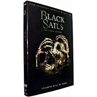 BLACK SAILS SEASON 4. THE COMPLETE 4TH SEASON DVD