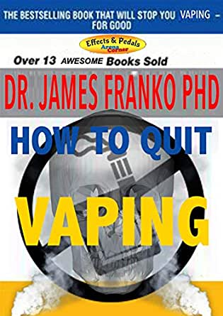 Amazon Com How To Quit Vaping The Simple And Easy One Step
