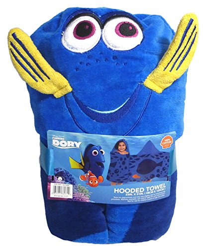 Jay Franco & Sons Inc. Finding Dory Hooded Towel