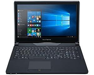 """Eluktronics N850HK1 Pro Premium Gaming Laptop - Intel Core i7-7700HQ Quad Core Windows 10 Home 4GB GDDR5 NVIDIA GeForce GTX 1050 Ti 15.6"""" Full HD IPS Display 512GB Performance SSD + 16GB DDR4 RAM"""