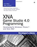 XNA Game Studio 4. 0 Programming, Tom Miller and Dean Johnson, 0672333457