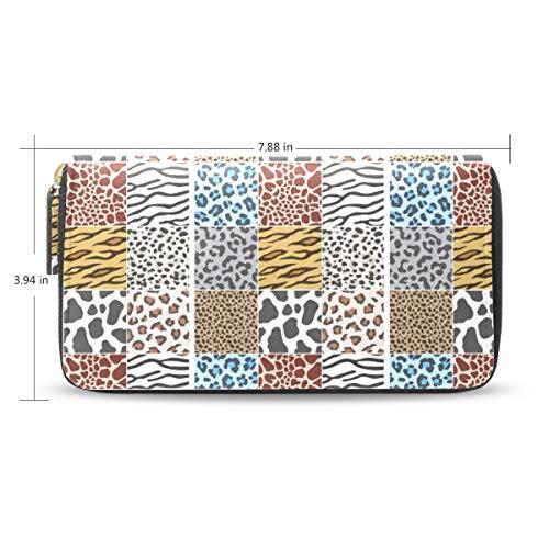 Women Leopard Zebra Cow...
