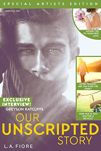 Our Unscripted Story cover