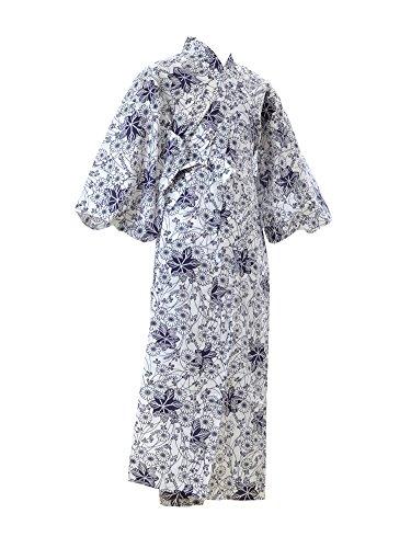 Women's Summer Japanese Yukata Night Wear with Cassic Pattern 53