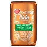 Tilda Wholegrain Basmati & Quinoa 500g - Pack of 6