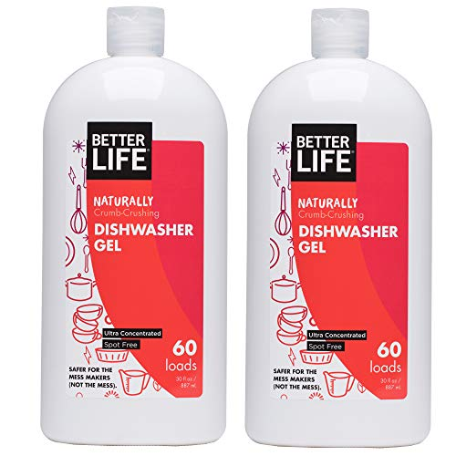 earth friendly dishwasher liquid - 9