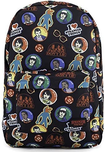 Stranger Things Backpack Standard