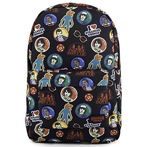 [해외]낯선 것들 배낭 표준 / Stranger Things Backpack Standard