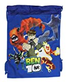 Blue Ben 10 Drawstring Bag - Ben 10 Drawstring Backpack