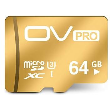 Yongse VO UHS-I U3 Micro SD 3.0 Pro Clase 10 Tarjeta de ...